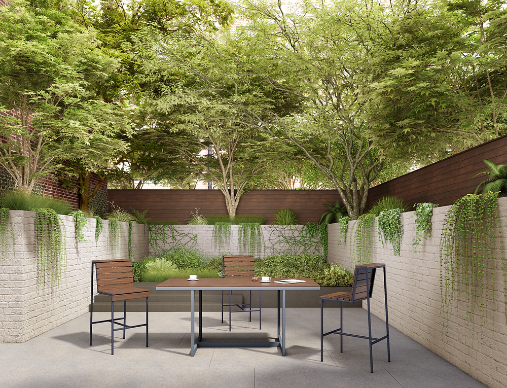Benchmark Outdoor Workplace Furniture