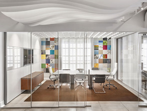 Demountable Walls: Designing a Healthy, Safe, and Transparent Workplace
