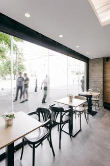 Kahve Dükkanı için Modern İç Tasarım fikirleri