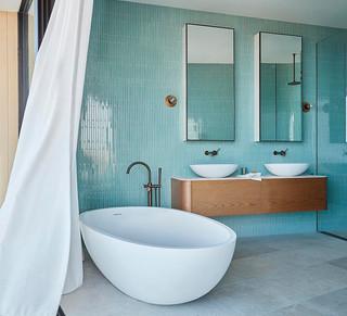 Banyo İç Tasarım Projesi