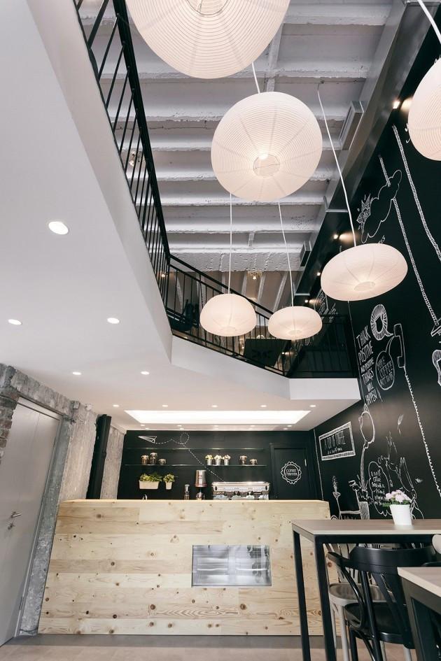 Kafe Restoran Avize ve Dekor