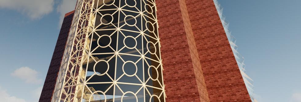 Artistic Curtain System Design