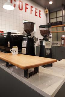 çağdaş kahve dükkanı tasarımı ve tadilatı
