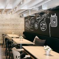 Kahve Dükkanı için İç Mimarlık 3