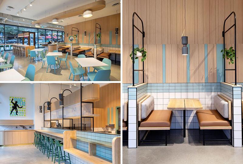 Modern Kafe Restoran Oturma Grupları