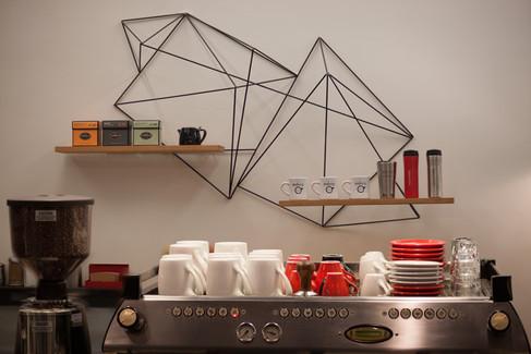 Coffee Shop İç Mekan Tasarımı