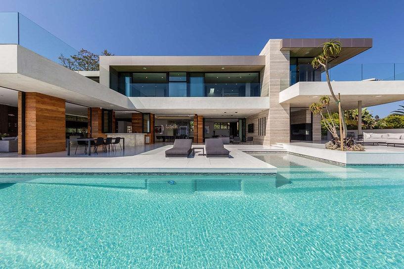 Villa Architectural Design and Rendering