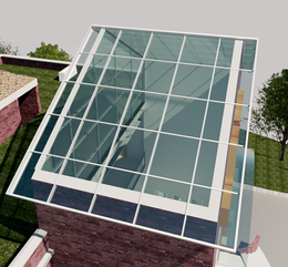 Roof Curtain System Design