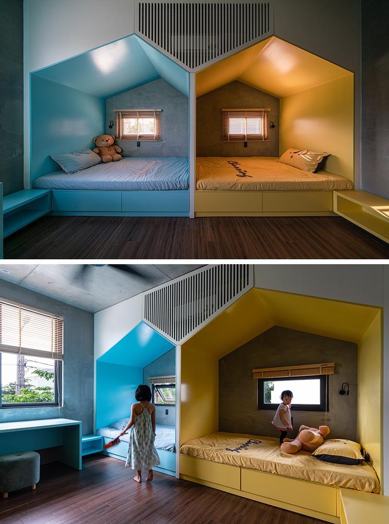 Çocuk Odası Kombinasyon