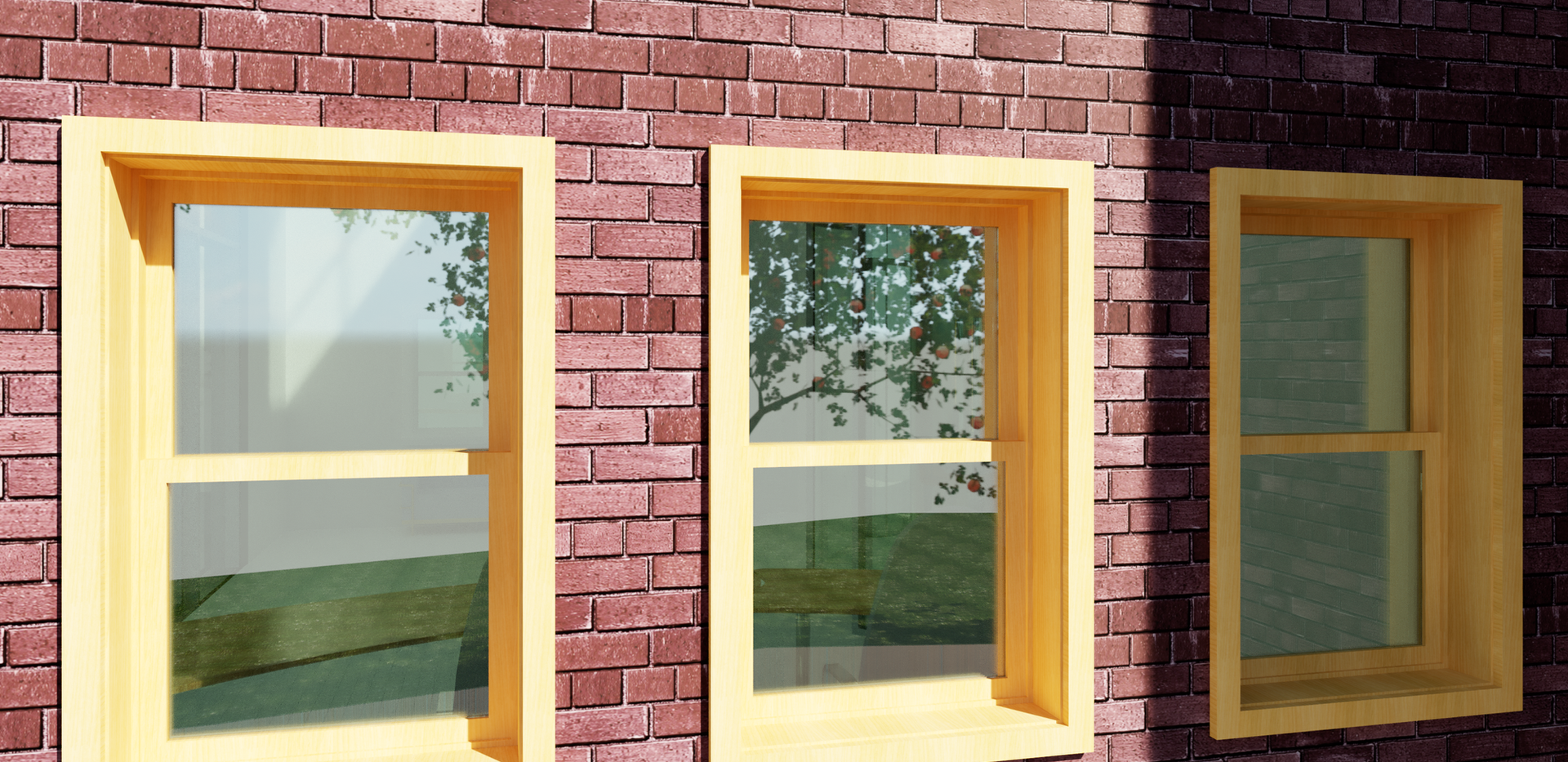 Window System Design Concept and 3D Modeling
