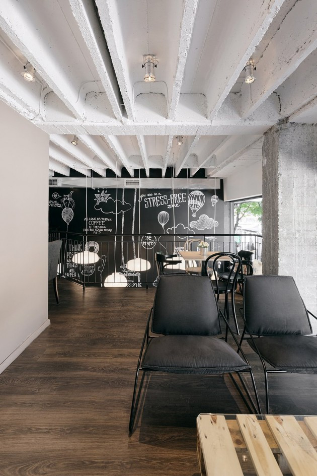 Kafe Restoran Oturma Grubu