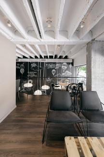 Coffee Shop İç Tasarımı