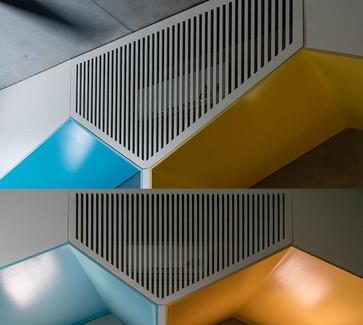 Modern çocuk odası iç mekan tasarımı