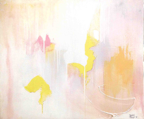 SOLDFluere-Untitled (Pink, lemon, peach)
