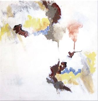 Untitled(blue,yellow, sienna)
