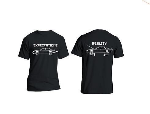Outsider_Skylines Skyline Reality: Tshirt