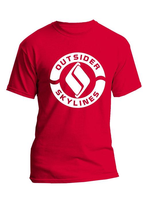 Outsider_Skylines: Logo Tshirt