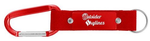 Outsider_Skylines Name Keychain