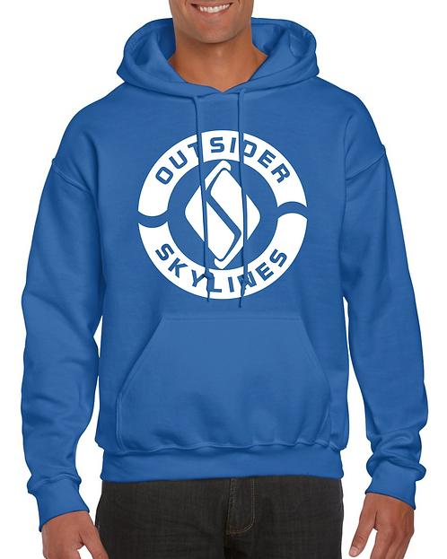 Outsider_Skylines: Logo Hoodie