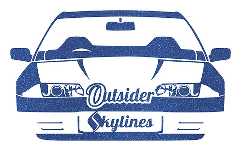 Outsider_Skylines R32 Logo : Glitter Colors