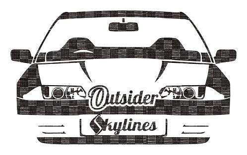 Outsider_Skylines R32 Logo: Special Colors