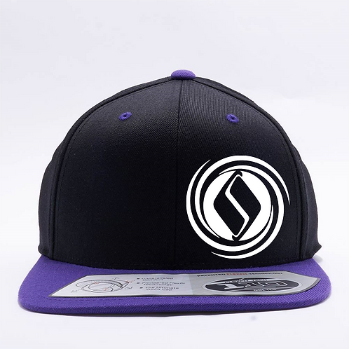 Outsider_Skylines Logo: Flexfit 110FT hat