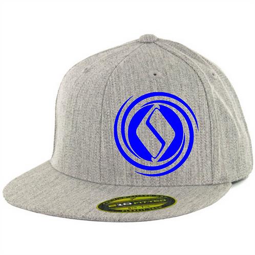 Outsider_Skylines Logo: Flexfit 210 hat