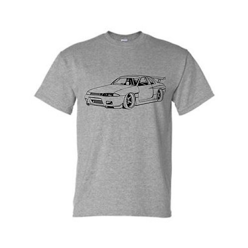 Outsider_Skylines: R32 Wide Body Tshirt