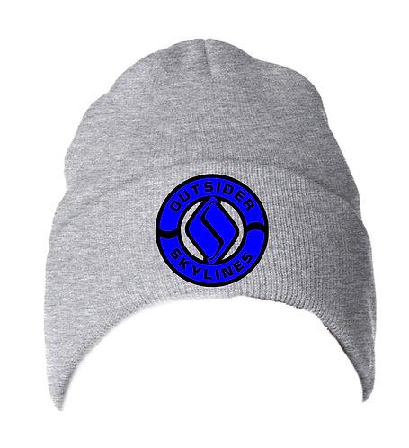 Outsider_Skylines Logo: Knit Hat