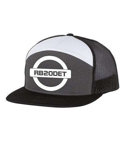 RB Motor Logo: Richardson Trucker