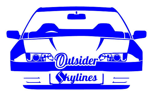 Outsider_Skylines R32 Logo : Colors 1-30