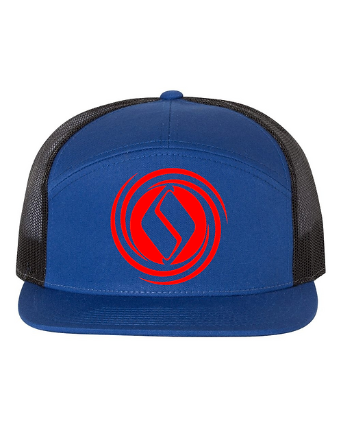 Outsider_Skylines Logo: Richardson Mesh Hat