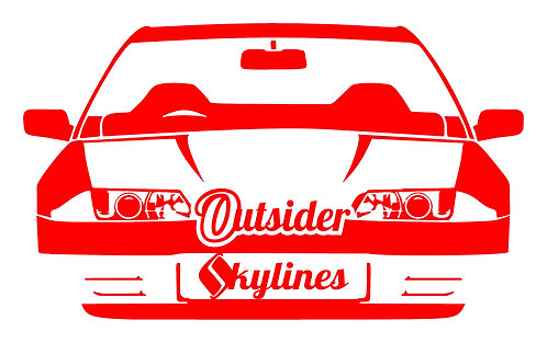 Outsider_Skylines R32 Logo : Colors 31-60