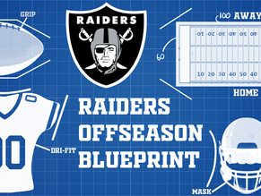 Oakland Raiders' Offseason Blueprint