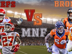 Kansas City Chiefs (3-0) vs. Denver Broncos (2-1)
