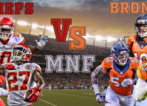 Kansas City Chiefs (3-0) vs. Denver Broncos (2-1)