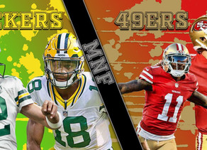 Monday Night Football Preview: San Francisco 49ers @ Green Bay Packers