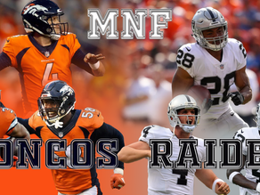 Week 16 Monday Night Football: Denver Broncos (6-8) vs. Oakland Raiders (3-11)