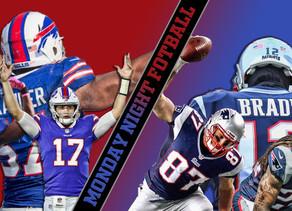 Monday Night Football Preview: New England Patriots (5-2) vs. Buffalo Bills (2-5)