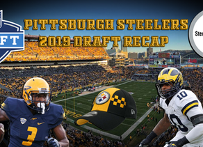 Pittsburgh Steelers 2019 Draft Recap