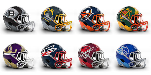 Image result for broncos helmet new york style