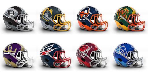 Image result for broncos helmet new york style