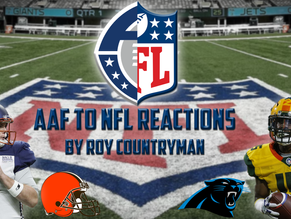 AAF Signings Reaction