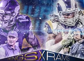 Thursday Night Football Preview: Vikings at Rams