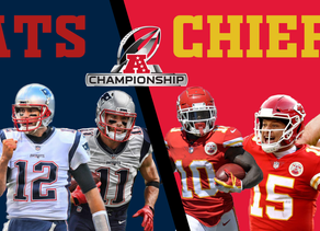 AFC Conference Championship Game: Patriots vs Chiefs