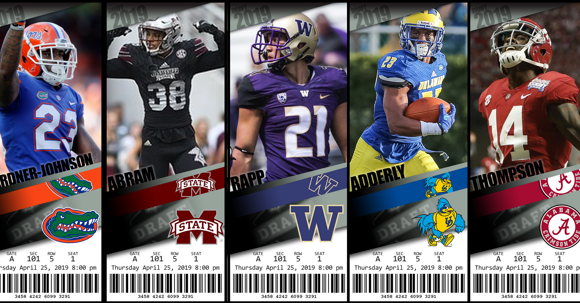 2019 NFL Draft Prospects: Safety Rankings