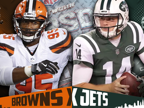 New York Jets (1-1) vs. Cleveland Browns (0-1-1)
