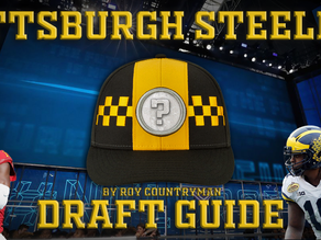 Pittsburgh Steelers Draft Guide