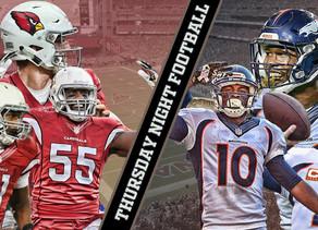 Thursday Night Football Preview: Denver Broncos (2-4) @ Arizona Cardinals (1-5)