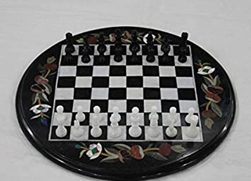 MCD - Marble Chess Set 12 Inches